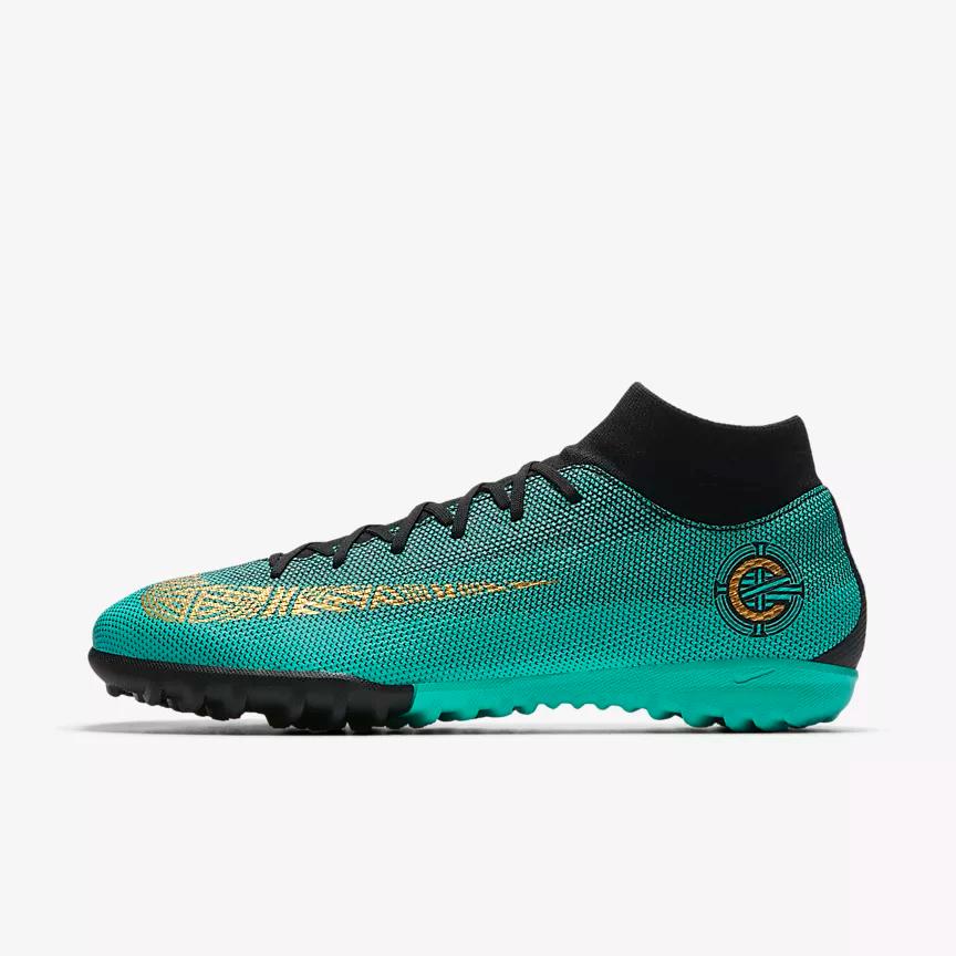 Nike Mercurial SuperlyX CR7 TF - Derby Football Center - Il negozio ... 22b9ca54f7af